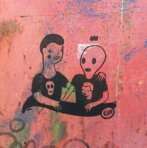 rue de l'Atrie - 12 oct 2015